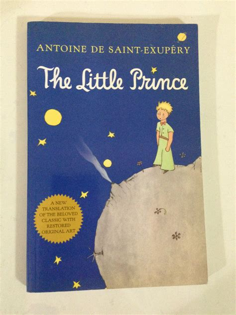 """[book Review] """"the Little Prince"""" Lives Up To Its"""