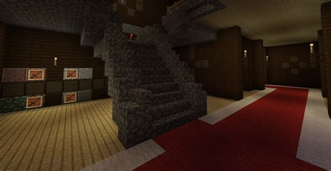 death mansion horror adventure minecraft pe maps