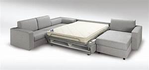 canape d39angle convertible design avec un vrai lit With canapé avec vrai lit