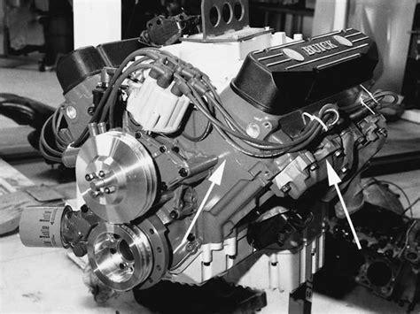 Junkyard Engine Spotter Guide Car Craft Hot Rod Network