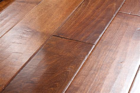 Timberline Distressed Collection Pecan Birch   Hardwood
