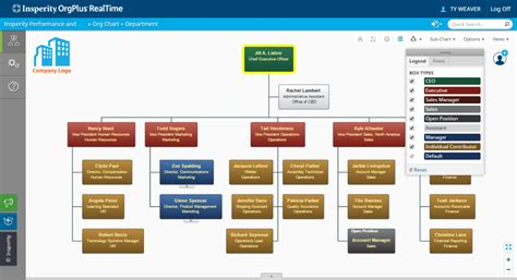 orgplus realtime express create quick  easy org charts