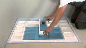Bodengleiche Dusche Nachträglich Einbauen : duschwanne bodeneben einbauen sanit r verbindung ~ A.2002-acura-tl-radio.info Haus und Dekorationen
