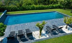 Deco Piscine Hors Sol : deco exterieur piscine domino panda ~ Melissatoandfro.com Idées de Décoration