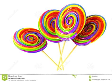 canapé lolet colorful lolly stock images image 25040964