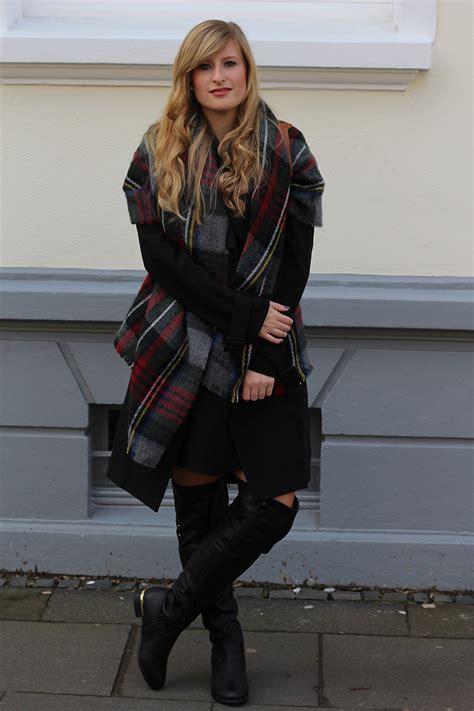 Herbsttrend 2015 Overknees  Fashion Blog Deutschland