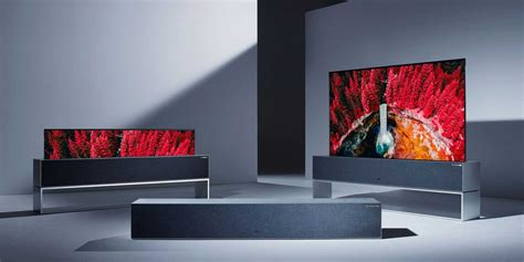 Rollable Tv Gives Oled New Life