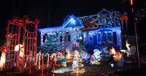 best christmas lights in south jersey 2016 south jersey lights guide