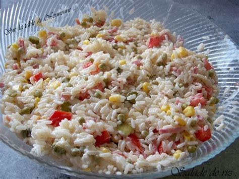 salade de pates pour accompagner un barbecue salade de riz blogs de cuisine