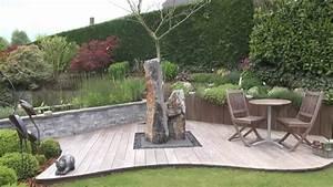 deco bassin de jardin bassin jardin moderne angers simple With awesome decoration bassin de jardin 1 pas japonais photo de decoration de jardin stephanie