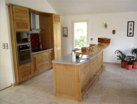 plan de travail cuisine inox sur mesure graine d 39 olive réalisations cuisine loft chêne clair