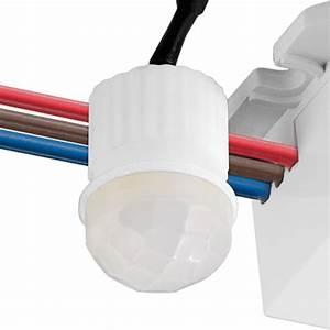 Interrupteur Infrarouge Cuisine : interrupteur compact infrarouge de plafond montage ~ Edinachiropracticcenter.com Idées de Décoration