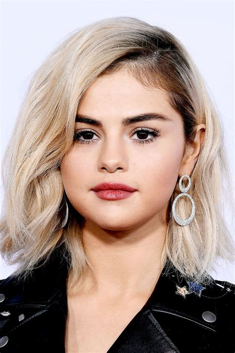 Images Of Short Hairstyles For Round Faces Hairstyles