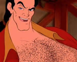 Gaston Beauty and Beast