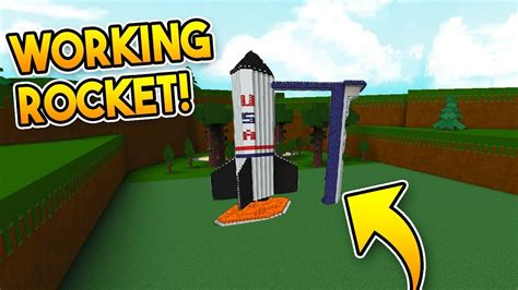 Build A Boat by Working Rocket Ship Build A Boat For Treasure Roblox
