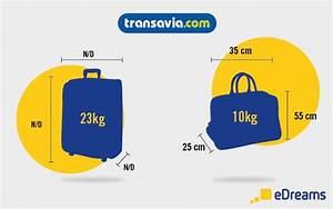 Bagage Soute Transavia : la voyagerie taille et poids des valises cabine et des valises en soute ~ Gottalentnigeria.com Avis de Voitures