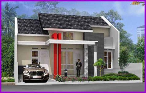 Model Desain Rumah 1 Lantai Sederhana Minimalis Info
