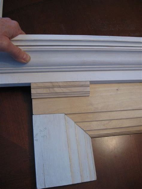 add  house character charm   newer home step  moldings window moulding