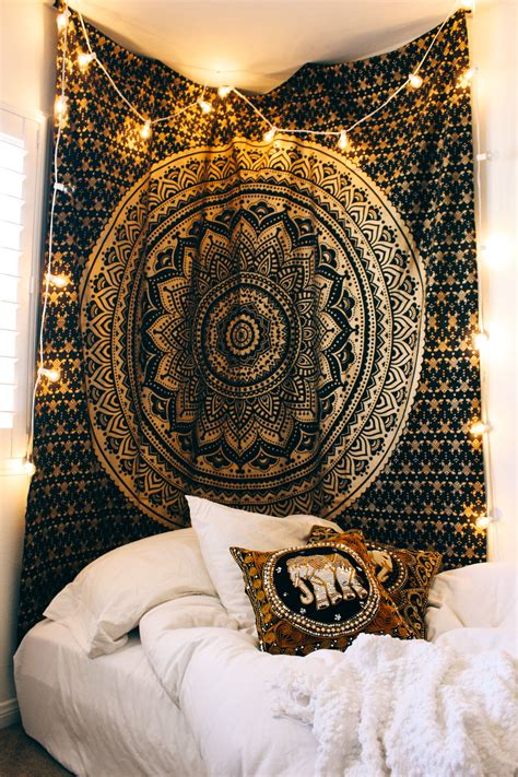 Bedroom Tapestry Uo by This New Tapestry Is Dreamy Mandala Tapestry Thank