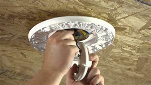 Clip On Ceiling Light Cover How To Hide Gaps Around A Ceiling Light Box Ceiling Fans