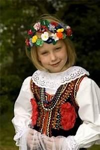 Polish traditional clothing | Inspiration!