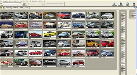 Toyota Parts Usa by Toyota Lexus Scion Epc Parts Catalog Usa Canada Japan