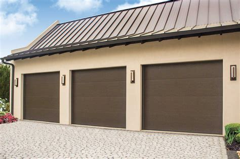 8500 garage doors 8300 dalton wayne ranch colonial steel door contemporary residential brown insulated grain wood overhead bro wd danddgaragedoors