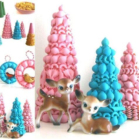 mini weihnachtsbaum basteln 50 ideen f 252 r basteln mit nudeln zu weihnachten