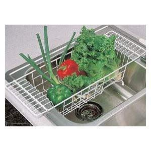 Closetmaid Dish Drainer - closetmaid 3921 the sink drainer white
