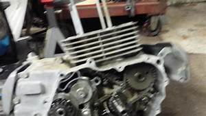 2000 Honda Rancher 350 Engine Removal Part 4  What I Found Wrong