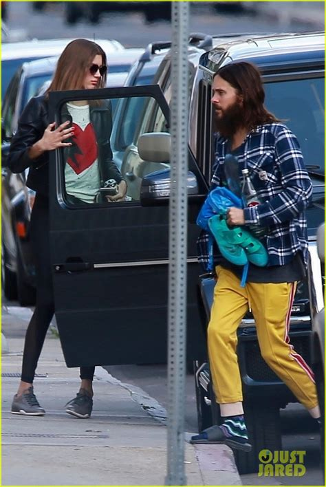jared leto hits  gym  valery kaufman  la photo