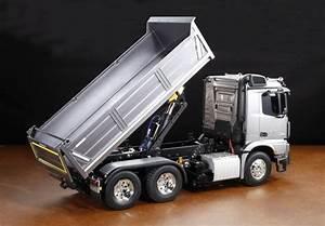 Lkw Modell 1 10 : mercedes benz arocs 3348 3 achs hinterkipper 1 14 lkw ~ Kayakingforconservation.com Haus und Dekorationen