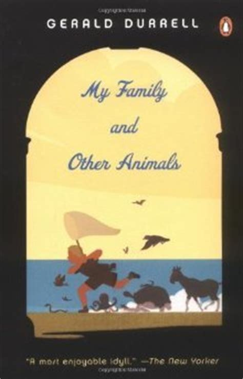 family   animals corfu trilogy   gerald durrell reviews discussion