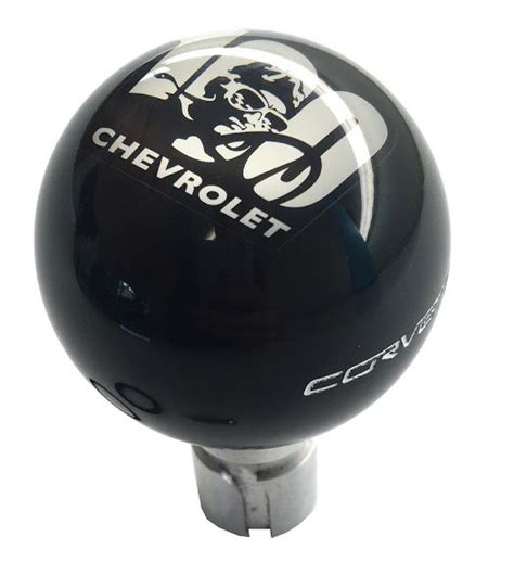 c6 corvette shift knob c6 corvette shift knob w chevrolet 100 year logo
