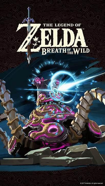 Mobile Zelda Breath Wild Legend Wallpapers Phone
