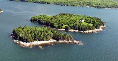Lower Birch Islands  Maine, United States  Private