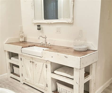 farmhouse sink and cabinet cottage bathroom farmhouse bathroom farmhouse vanity