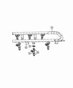 Chrysler Town  U0026 Country Injector  Fuel