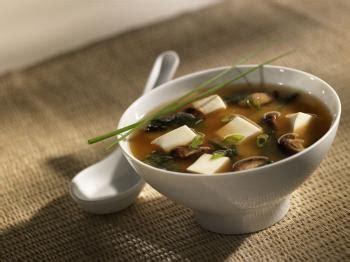 soupe miso au tofu recettes de cuisine japonaise