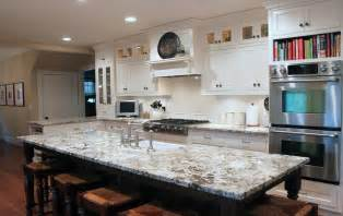 kitchen islands with granite countertops delicatus white granite