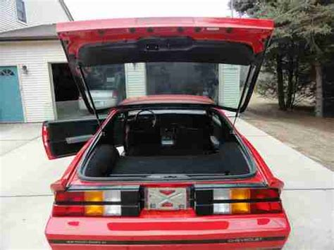 car storage kitchener buy used 1987 camero lt just out of term storage 6400 1987