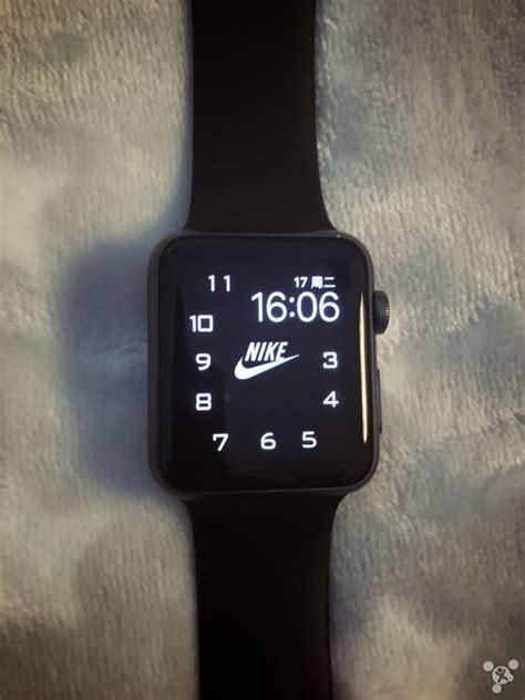 自制Apple watch表盘壁纸分享~ - 威锋 - 千万果粉大本营