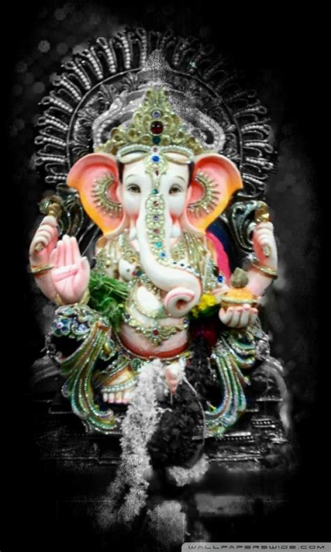 God Ganesh Wallpaper For Mobile Hd by Ganesh Hd Mobile Wallpaper Gallery