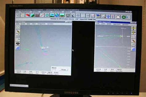 """Frasca 142 : """"Simulator is set up and running. Very good ..."""