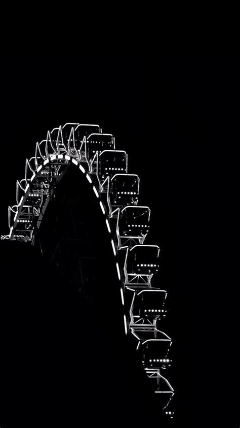 background black aesthetic black and white