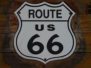 Route 66 Schild : route 66 schild gedenkplaat gratis foto op pixabay ~ Whattoseeinmadrid.com Haus und Dekorationen