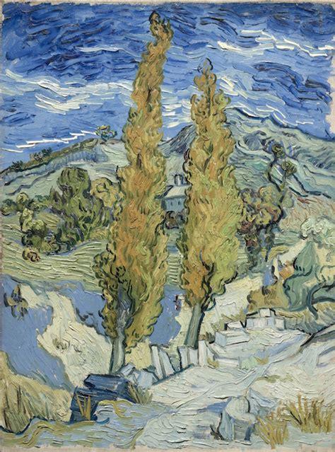 The Poplars at Saint-Rémy Norton Museum of Art Review | LINEA