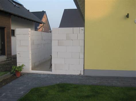 Die Garage Wird Gebaut Bautagebuchlistede