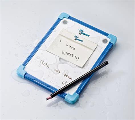 Shower Board Whiteboard - eureka memo scratch pads shower idea board mountable