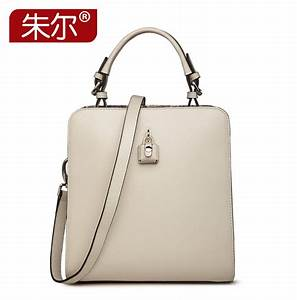 zooler luxury fashion brand of high quality leather With letter bag